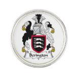 Escudo de la familia de Berington Insignia
