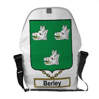 Escudo de la familia de Berley Bolsa De Mensajería