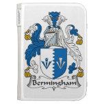 Escudo de la familia de Bermingham