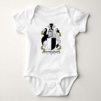 Escudo de la familia de Bermingham Mameluco De Bebé