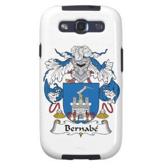Escudo de la familia de Bernabe Galaxy SIII Protector