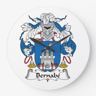 Escudo de la familia de Bernabe Relojes