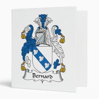 Escudo de la familia de Bernard
