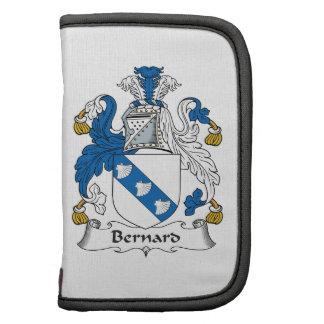 Escudo de la familia de Bernard Organizador