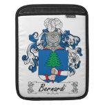 Escudo de la familia de Bernardi Fundas Para iPads