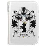 Escudo de la familia de Bernes