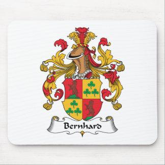 Escudo de la familia de Bernhard Alfombrilla De Ratones