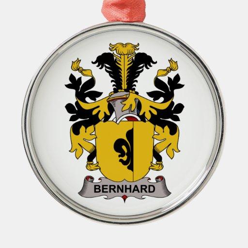 Escudo de la familia de Bernhard Ornamentos De Reyes