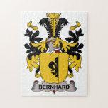 Escudo de la familia de Bernhard Puzzle Con Fotos