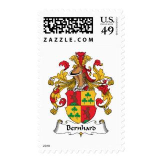 Escudo de la familia de Bernhard Franqueo