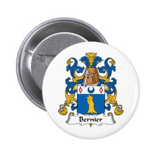Escudo de la familia de Bernier Pins