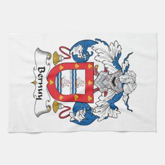 Escudo de la familia de Bernuy Toalla