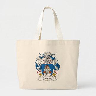Escudo de la familia de Berredo Bolsas