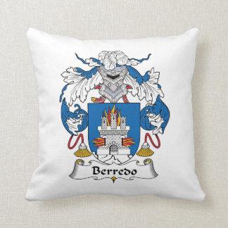 Escudo de la familia de Berredo Cojin