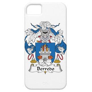 Escudo de la familia de Berredo iPhone 5 Case-Mate Carcasas