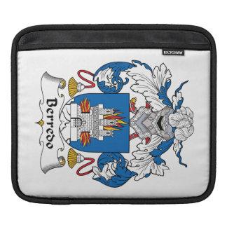 Escudo de la familia de Berredo Funda Para iPads