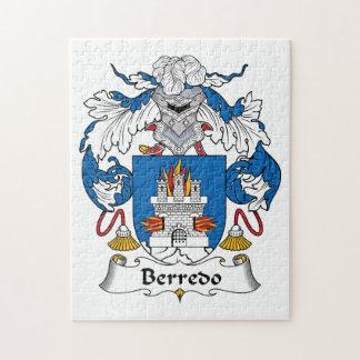 Escudo de la familia de Berredo Rompecabeza