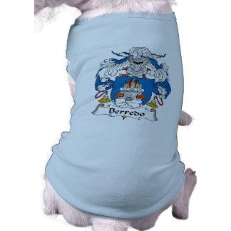 Escudo de la familia de Berredo Camisas De Mascota