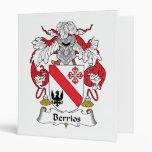 Escudo de la familia de Berrios