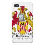 Escudo de la familia de Bersby iPhone 4 Cárcasas