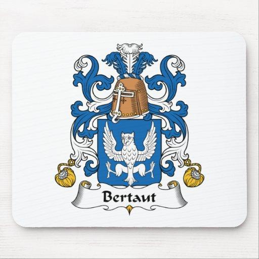 Escudo de la familia de Bertaut Tapetes De Raton