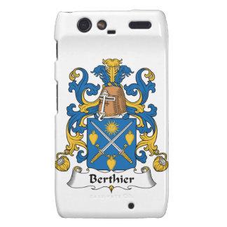Escudo de la familia de Berthier Droid RAZR Carcasa