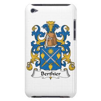 Escudo de la familia de Berthier Case-Mate iPod Touch Funda