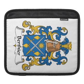 Escudo de la familia de Berthier Fundas Para iPads