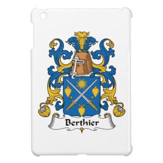 Escudo de la familia de Berthier iPad Mini Carcasa