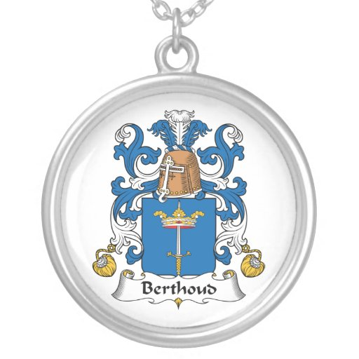 Escudo de la familia de Berthoud Collares