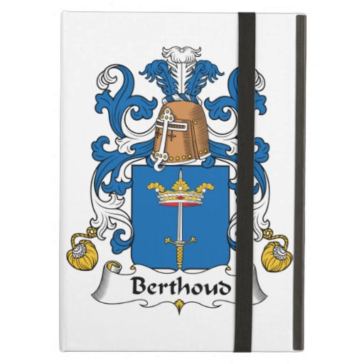 Escudo de la familia de Berthoud