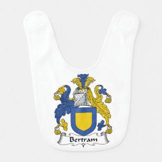 Escudo de la familia de Bertram Baberos