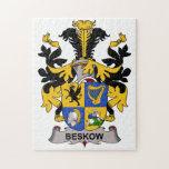 Escudo de la familia de Beskow Rompecabezas
