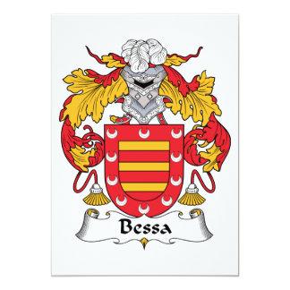 Escudo de la familia de Bessa Comunicado