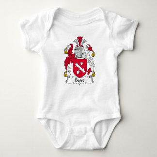 Escudo de la familia de Besse Body Para Bebé