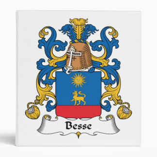 "Escudo de la familia de Besse Carpeta 1"""
