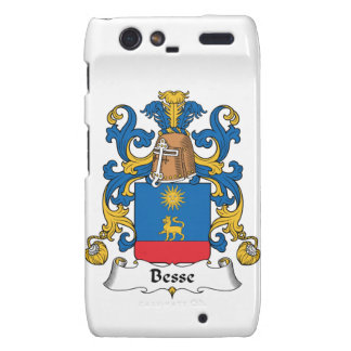 Escudo de la familia de Besse Droid RAZR Carcasas