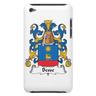 Escudo de la familia de Besse iPod Case-Mate Cobertura