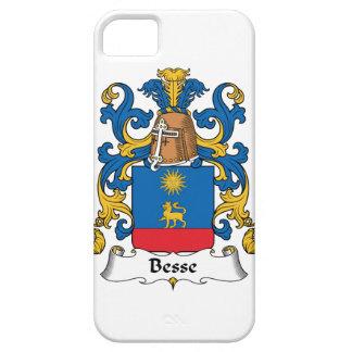 Escudo de la familia de Besse Funda Para iPhone 5 Barely There