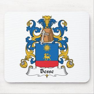 Escudo de la familia de Besse Mouse Pad