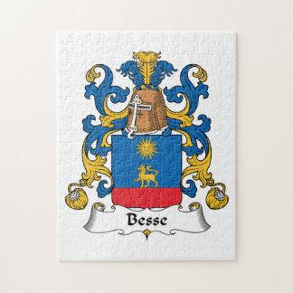 Escudo de la familia de Besse Puzzles Con Fotos