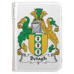 Escudo de la familia de Betagh