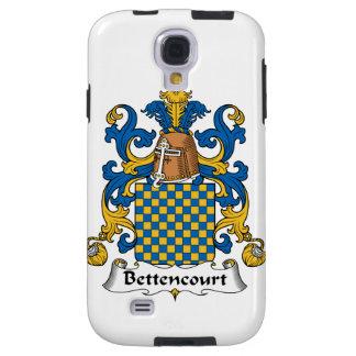 Escudo de la familia de Bettencourt Funda Para Galaxy S4