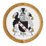 Escudo de la familia de Betts