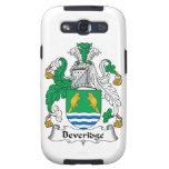Escudo de la familia de Beveridge Galaxy SIII Protector