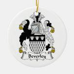 Escudo de la familia de Beverley Adorno De Reyes