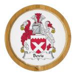Escudo de la familia de Bevis