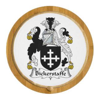 Escudo de la familia de Bickerstaffe
