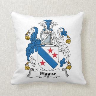 Escudo de la familia de Biggar Almohadas