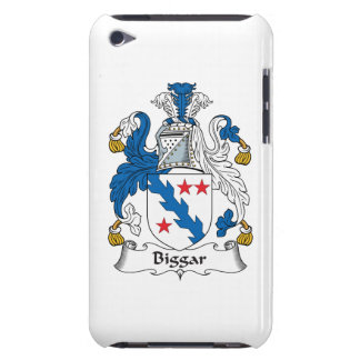 Escudo de la familia de Biggar iPod Case-Mate Coberturas